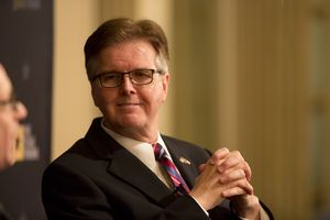 Full video of Evan Smith's 1/11 conversation with Lt. Gov. Dan Patrick.