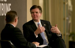 At our 6/4 conversation, Lt. Gov. Dan Patrick enumerated the Texas Senate's accomplishments in the 84th Session.