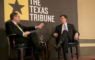 Full video of my 6/4 conversation with Lt. Gov. Dan Patrick. Among the topics discussed: 84th session accomplishments, conservative criticism, the Senate vs. the House, the 2016 presidential race and why he's not running against Gov. Greg Abbott.