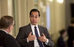 Full video of my 5/1 conversation with Julián Castro, the U.S. Secretary of Housing and Urban Development.