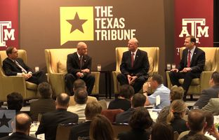Full video of my 3/27 TribLive conversation at Texas A&M University in College Station with state Sen. Charles Schwertner, R-Georgetown, and state Reps. Kyle Kacal, R-College Station, and John Raney, R-College Station.