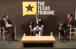 At the Trib's April 25 symposium on higher education at the University of Texas at Austin, state Reps. Garnet Coleman, D-Houston, and John Zerwas, R-Simonton, talked about Medicaid, mental health and more.