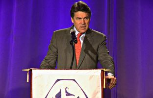 Here's the full video of Gov. Rick Perry's keynote address on transportation at The Texas Lyceum's public conference.