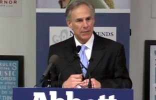 "After detailing his ""Securing Texans"" policy at an event in Dallas on Tuesday, Republican gubernatorial candidate Greg Abbott answered questions about his plans for border security and other issues."