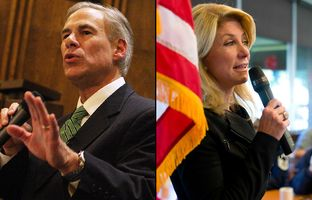 In these early days of 2014, the campaigns for the likely Texas gubernatorial nominees are busy laying out policy initiatives, fundraising and avoiding a heavy dose of media appearances.