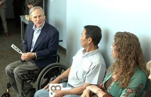 Gov. Greg Abbott answered a jury duty summons on Monday afternoon, reporting to the Travis County criminal court building in downtown Austin. After about two hours of waiting and chatting with fellow potential jurors, he learned he was not selected.