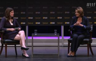 Here's full video of our Saturday conversation with U.S. House Democratic Leader Nancy Pelosi at The Texas Tribune Festival.