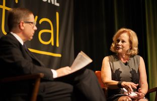 Full video of my one-on-one with Anita Perry, the first lady of Texas, at the 2013 Texas Tribune Festival.
