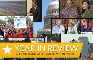In Texas, 2013 featured a legislative calendar that included multiple special sessions, a filibuster that drew international attention and a multitude of filings for the 2014 elections. Here's a look back at some of 2013's top stories.
