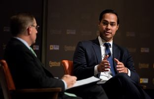 Here's full video of our conversation Sunday with U.S. Housing and Urban Development Secretary Julián Castro at The Texas Tribune Festival.