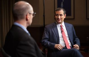 Check out Texas Tribune political reporter Jay Root's one-on-one interview in New York City with U.S. Sen. Ted Cruz, Texas' junior senator and the nation's first declared 2016 presidential candidate.