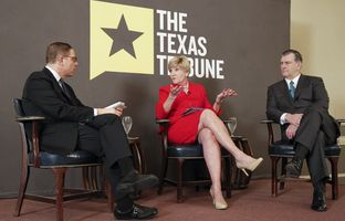 Full video of my 3/12 conversation with Fort Worth Mayor Betsy Price and Dallas Mayor Mike Rawlings. Topics discussed: transportation, education, guns, same-sex marriage and liberty vs. local control.