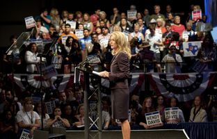 Check out state Sen. Wendy Davis' full speech to delegates at the Texas Democratic Convention in Dallas.