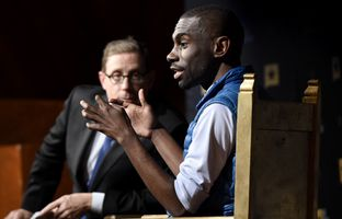 Full video of Evan Smith's 1/13 conversation with civil rights activist and educator DeRay Mckesson at our symposium on race and public policy.