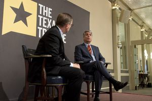 At our 9/21 conversation, Gregory Fenves, the President of the University of Texas at Austin, addressed the ongoing controversy surrounding UT's admissions policies.