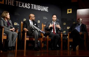 Check out full video from our conversation on race and education at the Texas Tribune symposium on race. Panelists include former Texas Education Commissioner Michael Williams, Congressman Joaquin Castro, Paul Quinn College President Michael Sorrell and San Antonio ISD Assistant Superintendent Olivia Hernandez.