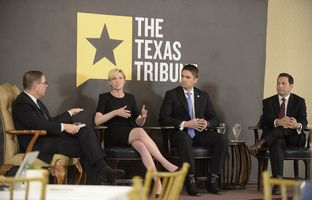 Full video of my 5/21 conversation with state Reps. Sarah Davis, R-West University Place; Jeff Leach, R-Plano; and Poncho Nevárez, D-Eagle Pass.