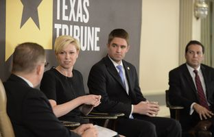At our 5/21 conversation, state Reps. Sarah Davis, R-West University Place; Jeff Leach, R-Plano; and Poncho Nevárez, D-Eagle Pass talked about the coming budget deal between the House and the Senate.