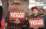 Three days after President Obama called for stricter gun laws nationally, gun owners in Texas gathered in Austin to rally in defense of their Second Amendment rights.