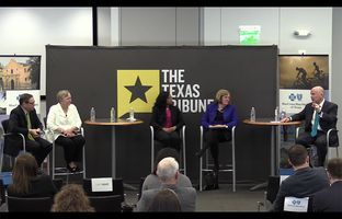 Our 1/28 conversation on bending the health care cost curve with Sue Bornstein of the Texas Medical Home Initiative, state Reps. Nicole Collier and Stephanie Klick, and Daniel Varga of Texas Health Resources.