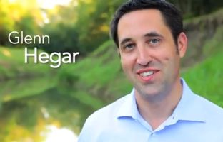 "In the first campaign ad in his bid to succeed Comptroller Susan Combs, state Sen. Glenn Hegar, R-Katy, promotes Texas' ""business climate and our unwavering support for the unborn."""