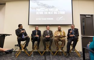Full video of our 3/2 conversation with state Sen. Larry Taylor, R-Friendswood; Chad Burke of the Economic Alliance Houston Port Region; Leon Phillips of the Galveston County Coalition for Justice; and Len Waterworth of  Texas A&M University Galveston.