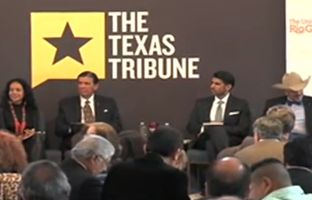 On 2/27, I talked about the future of immigration policy in Texas with Professor Guadalupe Correa-Cabrera of the University of Texas at Brownsville; state Sen. Eddie Lucio Jr., D-Brownsville; state Rep. Eddie Lucio III, D-Harlingen; and Rio Grande City Mayor Ruben Villarreal.