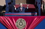 Here's video of the inauguration of Gov. Greg Abbott and Lt. Gov. Dan Patrick, who took their oaths Tuesday at the Texas Capitol. In their following speeches, Abbott and Patrick talked about how they hoped to help Texas continue moving forward.