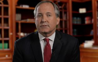 "In a new video released by his campaign the day before he's set to appear in court in Dallas, embattled AG Ken Paxton defends himself against ""crimes I didn't commit"" and says he's been wrongly accused by people mad that he's a ""conservative Christian."""
