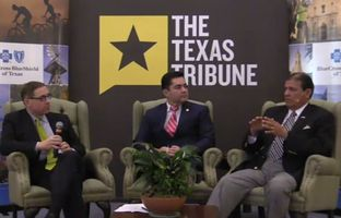 Full video of my 2/25 conversation with state Rep. J.M. Lozano, R-Kingsville, and state Sen. Eddie Lucio Jr., D-Brownsville.