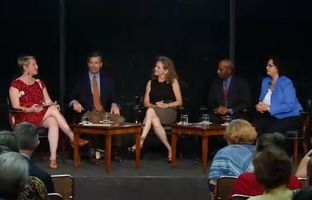 Watch Tribune Editor Emily Ramshaw interview state Reps. David Simpson, R-Longview; Donna Howard, D-Austin; James White, R-Woodville; and Celia Israel, D-Austinon the role faith plays in the legislative process.