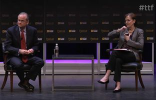Here's full video of our conversation Saturday with Democratic presidential candidate Lawrence Lessig at The Texas Tribune Festival.