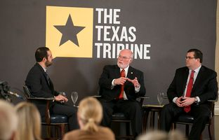 At Thursday's TribLive conversation, state Sen. Robert Nichols, R-Jacksonville, and state Rep. Larry Phillips, R-Sherman, talked about a proposal to use vehicle sales tax revenue to meet our transportation funding needs.