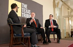 "At Thursday's TribLive conversation, state Sen. Robert Nichols, R-Jacksonville, and state Rep. Larry Phillips, R-Sherman, talked about whether Texans are having ""toll road fatigue"" and the impact that toll roads are having on traffic congestion."