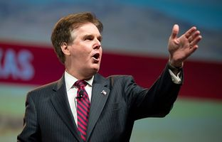 We're livestreaming our conversation Tuesday with Lt. Gov. Dan Patrick. The interview starts at 8 a.m. Central time.