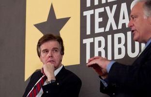 At Thursday's TribLive conversation, state Sens. Dan Patrick, R-Houston, and Kirk Watson, D-Austin, explained their different votes on the state budget.