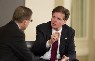 At Thursday's TribLive conversation, state Sen. Dan Patrick, R-Houston, a candidate for lieutenant governor, revealed how he'd dole out the chairmanships of Senate committees.