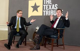 At Thursday's TribLive conversation, state Sen. Dan Patrick, Republican of Houston, a candidate for lieutenant governor, criticized David Dewhurst's handling of the 83rd session's now-famous abortion filibuster.