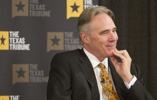 At our 5/15 TribLive conversation, Steve Patterson, the men's athletics director at the University of Texas, explained why Charlie Strong was the right choice to replace Mack Brown as head football coach.