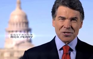 Gov. Rick Perry criticizes Washington and highlights conservative governors in a new ad for Americans for Economic Freedom, a nonprofit conservative group created by Perry's allies to promote economic expansion and job creation.