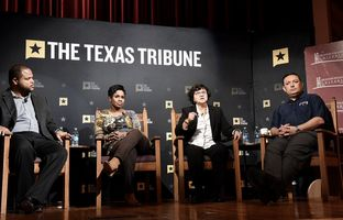 Check out full video from our conversation on race and policing at the Texas Tribune symposium on race. Panelists include Houston Police Chief Art Acevedo, Dallas County Sheriff Lupe Valdez, Jefferson County Sheriff Zena Stephens and Dallas State Rep. Eric Johnson.