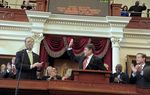 Full video of Gov. Rick Perry's seventh State of the State address.