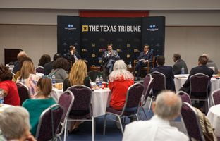 Full video of our 4/13 conversation at Sul Ross State University in Alpine with state Rep. Poncho Nevárez, D-Eagle Pass, and state Sen. Carlos Uresti, D-San Antonio.