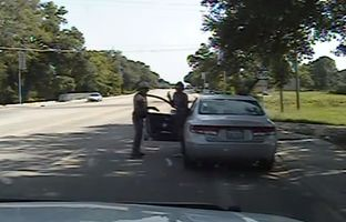 UPDATED: A week after Waller County Sheriff's deputies found Sandra Bland dead inside her jail cell, the Texas Department of Public Safety rereleased the dash cam video of the traffic stop that led to her arrest. DPS officials reposted the video after they say segments were affected by the original upload.