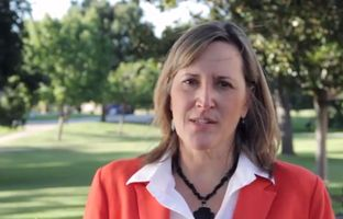Konni Burton, a Republican running for Fort Worth's Senate District 10, highlights her campaign's grassroots support and namedrops U.S. Sen. Ted Cruz in a new online campaign ad.