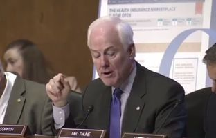 "U.S. Sen. John Cornyn goes after Obama administration officials in his new web video ""Conservative Fighter."""