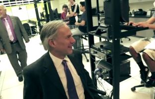 Attorney General Greg Abbott, the leading Republican candidate for governor, released a second ad featuring a series of policy roundtables he has hosted as his campaign gathers information for an education policy package he is expected to announce in the coming weeks.