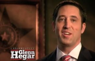 State Sen. Glenn Hegar, R-Katy, promises to strengthen the American Dream for Texans if elected comptroller in his first TV ad of the race.