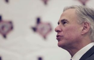 "In a new online ad, Republican gubernatorial candidate Greg Abbott highlights his recently announced ""Securing Texans"" policy plan, which he is currently promoting on the campaign trail."