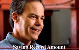 House Speaker Joe Straus highlights some of the Texas Legislature's work from the 2013 session in his first TV ad of the year. As in 2012, Straus is facing Matt Beebe in the Republican primary.